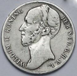 Munt > 1gulden, 1842-1849 - Nederland  - obverse