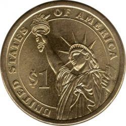 Moneda > 1dollar, 2009 - Estats Units  (President dels EUA - Zachary Taylor (1849-1850)) - reverse