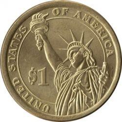 Moneta > 1doleris, 2014 - JAV  (President of the USA - Calvin Coolidge (1923–1929)) - reverse