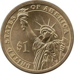 Münze > 1Dollar, 2012 - USA  (President of the USA - Grover Cleveland (1893–1897)) - reverse