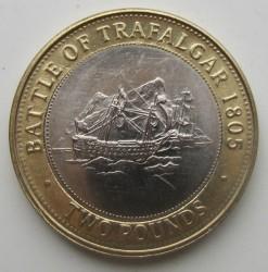 Moneda > 2libras, 2012-2013 - Gibraltar  - reverse