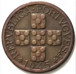 Moneta > 10avosų, 1945-1951 - Portugalijos Timoras  - obverse