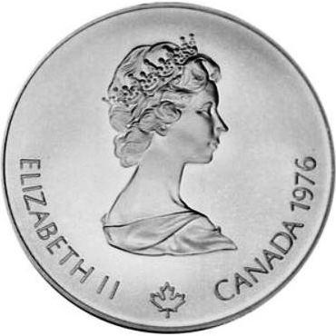 5 Dollar 1976 Boxen Kanada Münzen Wert Ucoinnet