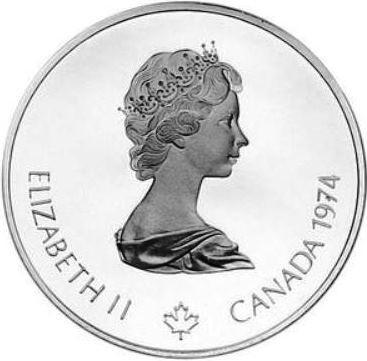 10 Dollar 1974 Lacrosse Kanada Münzen Wert Ucoinnet