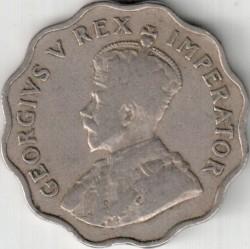Moneta > 1piastras, 1934 - Kipras  - obverse