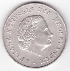 Moneta > 2½fiorini, 1964 - Antille Olandesi  - obverse