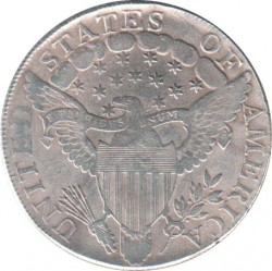 Moneda > 1dólar, 1798-1803 - Estados Unidos  (Draped Bust Dollar) - obverse