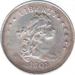 Moneda > 1dólar, 1798-1803 - Estados Unidos  (Draped Bust Dollar) - reverse