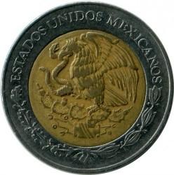 Pièce > 2pesos, 1996-2018 - Mexique  - obverse