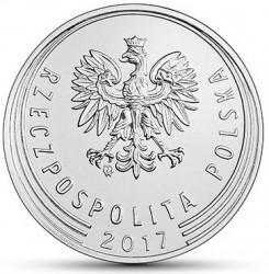Coin > 20groszy, 2017-2018 - Poland  - obverse