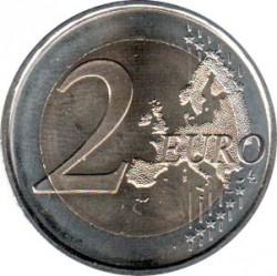 Moneda > 2euros, 2017 - España  (España - Patrimonio Mundial de la UNESCO - Iglesia de Santa María del Monte Naranco en Oviedo) - reverse