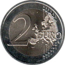 Moneda > 2euro, 2017 - Eslovènia  (10è aniversari - Introducció del Euro a Eslovènia) - obverse