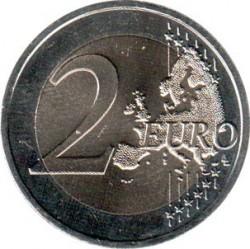 Moneda > 2euro, 2017 - Eslovènia  (10è aniversari - Introducció del Euro a Eslovènia) - reverse