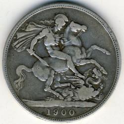 Moneta > 1korona, 1893-1900 - Wielka Brytania  - reverse