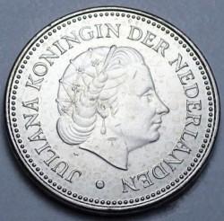 Moneta > 2½gulden, 1978-1980 - Antille Olandesi  - obverse
