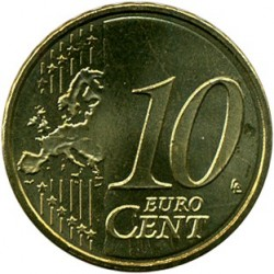 Moneta > 10centų, 2014-2017 - Andora  - obverse