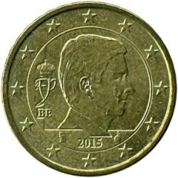 Monēta > 10centu, 2014-2017 - Beļģija  - obverse