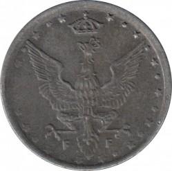 Moeda > 10fenigow, 1917-1918 - Polônia   - obverse