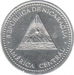 Νόμισμα > 10Σεντάβος, 2007-2015 - Νικαράγουα  - obverse