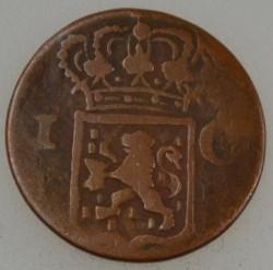 Moneta > 1centesimo, 1833-1840 - Indie Olandesi Orientali  - obverse