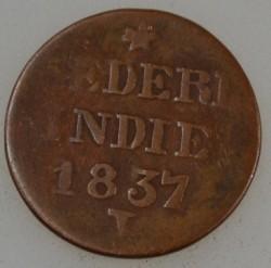 Moneta > 1centesimo, 1833-1840 - Indie Olandesi Orientali  - reverse