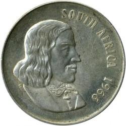 Moneta > 1rand, 1965-1968 - Afryka Południowa  - obverse