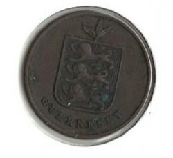 Moneta > 1dublis, 1868 - Gernsis  - obverse
