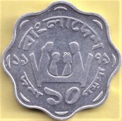 Moneda > 10poisha, 1977-1980 - Bangladés  (FAO) - reverse