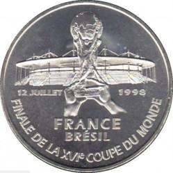 Moneda > 5francs, 1998 - França  (Copa del Món de la FIFA, França 1998) - reverse