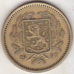 Münze > 20Mark, 1937 - Finnland  - obverse