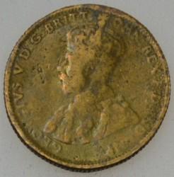 Moneda > 1shilling, 1920-1936 - Àfrica Occidental Britànica  - obverse