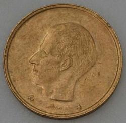 """Minca > 20francs, 1990 - Belgicko  (Nadpis v holandčine - """"BELGIE"""") - obverse"""