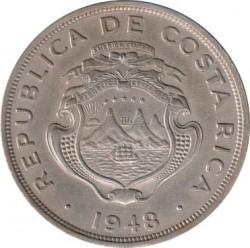 Кованица > 2колона, 1948 - Костарика  - obverse