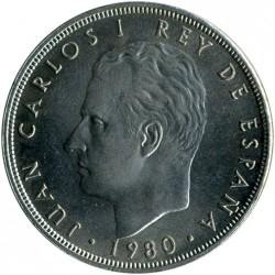 سکه > 100پزوتا, 1980 - اسپانیا  (1982 FIFA World Cup - Spain) - obverse