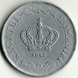 Moneda > 20lei, 1942-1944 - Rumanía  - reverse