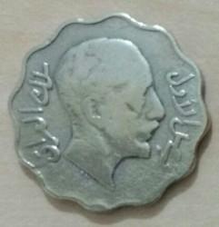 מטבע > 10פילס, 1931-1933 - עיראק  - obverse