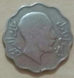 Coin > 4fils, 1931-1933 - Iraq  - obverse