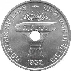 Moneta > 50santimų, 1952 - Laosas  - obverse