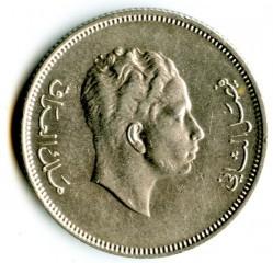 Монета > 50филсов, 1955 - Ирак  - obverse