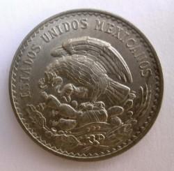 מטבע > 1פסו, 1947-1949 - מקסיקו  - obverse