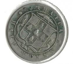 Moneda > ½penique, 1914-1928 - Jamaica  - reverse