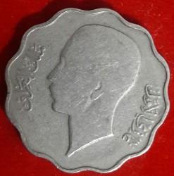 Pièce > 10fils, 1937-1938 - Irak  - obverse