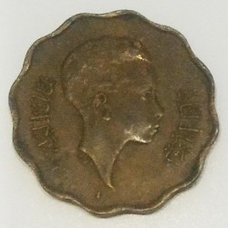 سکه > 10فلس, 1943 - عراق  - reverse