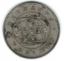Pièce > 1farthing, 1914-1934 - Jamaïque  - reverse