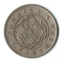 Moneta > 1fartingas, 1904-1910 - Jamaika  - reverse