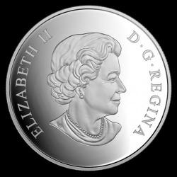 Монета > 20долара, 2016 - Канада  (Бяла мечка) - obverse