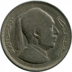 Монета > 2пиастра, 1952 - Ливия  - obverse