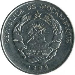 Moneta > 500meticali, 1994 - Mozambik  - obverse