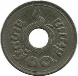 Монета > 10сатангов, 1908-1937 - Таиланд  - reverse