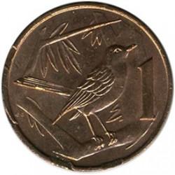Coin > 1cent, 1972-1986 - Cayman Islands  - reverse